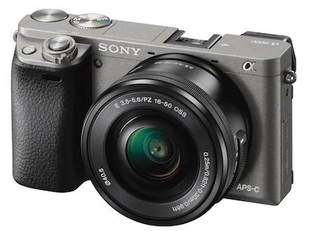 Mirrorless Sony Alpha A6000LH